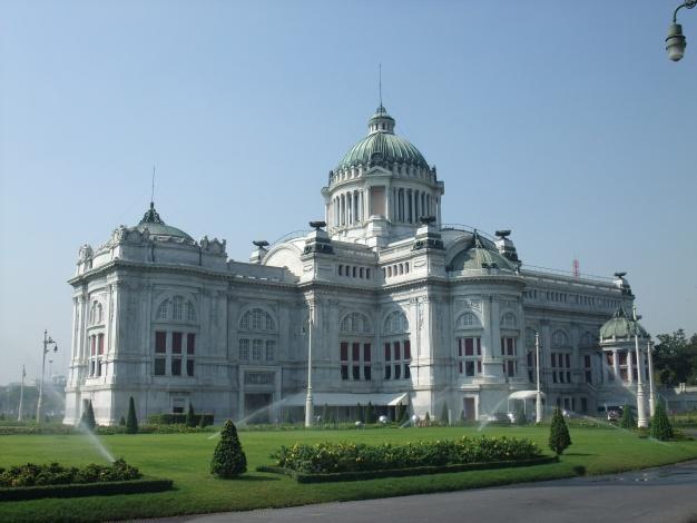 Dusit Palace Park in Bangkok, Thailand