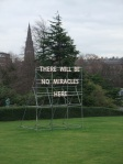 Outdoor Installation at  Edinburgh Modern Art Gallery