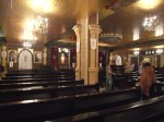 Inside of Coptic church in Sharm