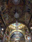 Ceiling of Coptic Church