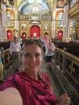 Me at church in Sharm