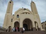 Coptic church in Sharm