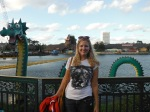 Me and lego Loch Ness Monster