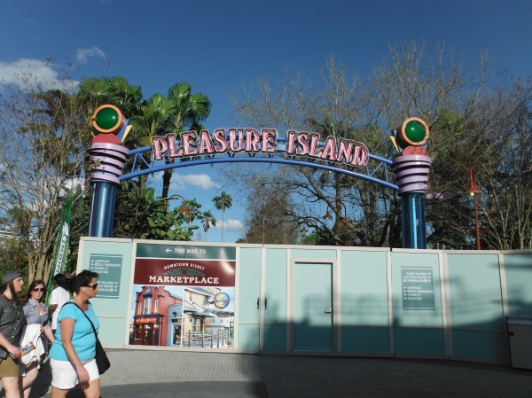 RIP Pleasure Island