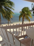 Balcony at Little Cayman Beach Resort